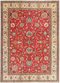 Tabriz Patina Alfombra 267X370 Oriental Hecha A Mano Óxido/Roja/Gris Oscuro Grande (Lana, Persia/Irán)