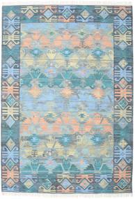 Azteca - Azul Mix Alfombra 240X340 Moderna Tejida A Mano Azul Claro/Gris Claro (Lana, India)