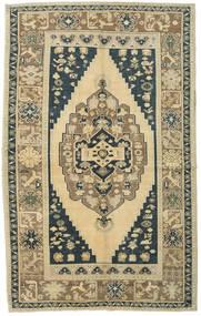 Taspinar Alfombra 168X270 Oriental Hecha A Mano Beige/Verde Claro (Lana, Turquía)