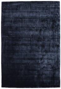 Brooklyn - Azul De Medianoche Alfombra 200X300 Moderna Azul Oscuro ( India)
