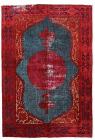 Colored Vintage Relief Alfombra 210X307 Moderna Hecha A Mano (Lana, Turquía)
