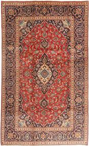 Keshan Alfombra 193X320 Oriental Hecha A Mano Rojo Oscuro/Óxido/Roja (Lana, Persia/Irán)