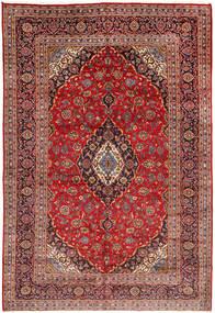 Keshan Alfombra 203X300 Oriental Hecha A Mano Rojo Oscuro/Óxido/Roja (Lana, Persia/Irán)