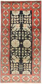Tabriz Alfombra 100X207 Oriental Hecha A Mano (Lana, Persia/Irán)