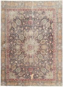Colored Vintage Alfombra 262X358 Moderna Hecha A Mano Gris Claro/Marrón Claro Grande (Lana, Persia/Irán)