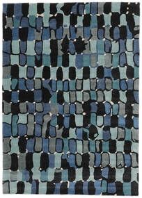 In The Woods - 2018 Alfombra 160X230 Moderna Azul Oscuro ( India)