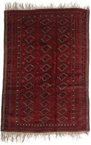 Afghan Khal Mohammadi Alfombra 123X177 Oriental Hecha A Mano Rojo Oscuro (Lana, Afganistán)