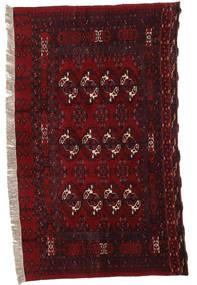 Afghan Khal Mohammadi Alfombra 116X170 Oriental Hecha A Mano Rojo Oscuro (Lana, Afganistán)