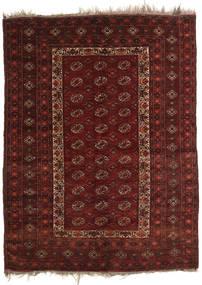 Afghan Khal Mohammadi Alfombra 137X181 Oriental Hecha A Mano Rojo Oscuro/Marrón Oscuro (Lana, Afganistán)