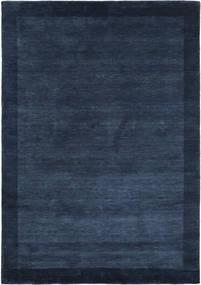 Handloom Frame - Azul Oscuro Alfombra 160X230 Moderna Azul Oscuro (Lana, India)
