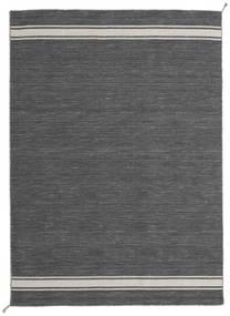 Ernst - Gris Oscuro/Beige Claro Alfombra 170X240 Moderna Tejida A Mano Gris Oscuro/Marrón Oscuro (Lana, India)