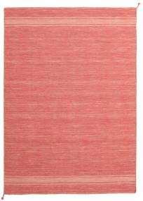 Ernst - Coral/Light_Coral Alfombra 170X240 Moderna Tejida A Mano Rosa Claro/Roja (Lana, India)