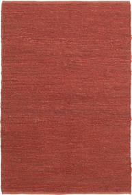Alfombras De Exterior Soxbo - Óxido Alfombra 140X200 Moderna Tejida A Mano Rojo Oscuro/Óxido/Roja (Alfombra De Yute India)