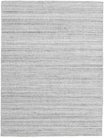 Alfombras De Exterior Petra - Light_Mix Alfombra 160X230 Moderna Tejida A Mano Gris Claro/Blanco/Crema ( India)