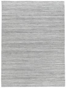 Alfombras De Exterior Petra - Light_Mix Alfombra 200X300 Moderna Tejida A Mano Gris Claro/Blanco/Crema ( India)