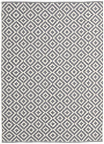 Torun - Gris/Neutral Alfombra 170X240 Moderna Tejida A Mano Violeta Claro/Gris Claro (Algodón, India)