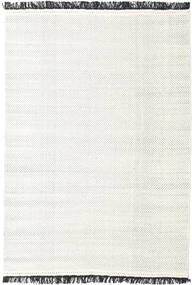 Barfi - Negro/Blanco Alfombra 160X230 Moderna Tejida A Mano Gris Claro/Beige (Lana, India)