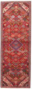 Joshaghan Alfombra 102X293 Oriental Hecha A Mano Rojo Oscuro/Óxido/Roja (Lana, Persia/Irán)