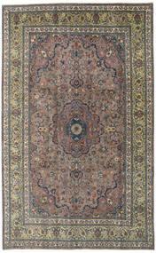 Kashmar Patina Alfombra 195X310 Oriental Hecha A Mano Gris Oscuro/Marrón Claro (Lana, Persia/Irán)