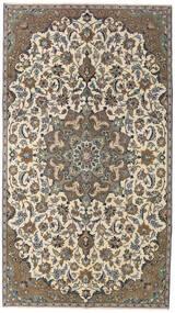 Najafabad Patina Alfombra 155X270 Oriental Hecha A Mano Beige/Gris Oscuro (Lana, Persia/Irán)