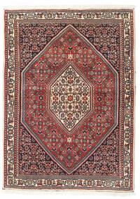 Bidjar Alfombra 88X120 Oriental Hecha A Mano Marrón Oscuro/Rojo Oscuro (Lana, Persia/Irán)