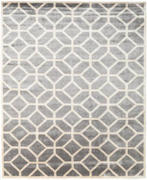 Palace Alfombra 250X300 Moderna Hecha A Mano Gris Claro/Beige Grande ( India)