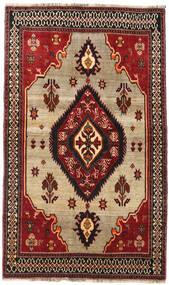 Gashgai Alfombra 127X214 Oriental Hecha A Mano Rojo Oscuro/Marrón Oscuro (Lana, Persia/Irán)