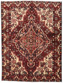 Bakhtiar Alfombra 156X207 Oriental Hecha A Mano Rojo Oscuro/Marrón Oscuro (Lana, Persia/Irán)