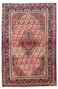 Sarough Alfombra 111X165 Oriental Hecha A Mano Rojo Oscuro/Óxido/Roja (Lana, Persia/Irán)