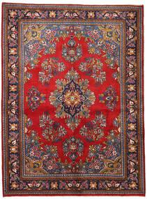 Wiss Alfombra 165X225 Oriental Hecha A Mano Púrpura Oscuro/Rojo Oscuro (Lana, Persia/Irán)