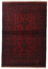 Afghan Khal Mohammadi Alfombra 105X151 Oriental Hecha A Mano Marrón Oscuro/Rojo Oscuro (Lana, Afganistán)
