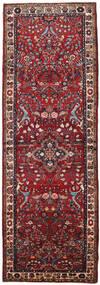 Mehraban Alfombra 108X316 Oriental Hecha A Mano Rojo Oscuro/Marrón (Lana, Persia/Irán)