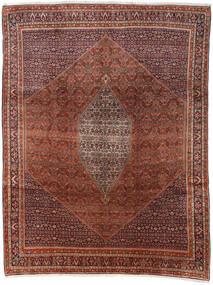 Bidjar Alfombra 285X374 Oriental Hecha A Mano Marrón Oscuro/Rojo Oscuro Grande (Lana, Persia/Irán)