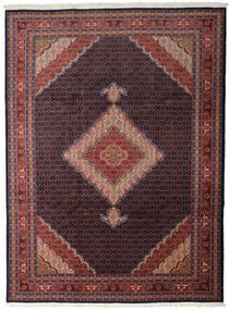 Ardabil Alfombra 277X376 Oriental Hecha A Mano Rojo Oscuro/Marrón Oscuro Grande (Lana, Persia/Irán)