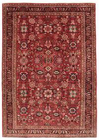 Nanadj Alfombra 225X318 Oriental Hecha A Mano Rojo Oscuro (Lana, Persia/Irán)