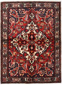Bakhtiar Alfombra 155X213 Oriental Hecha A Mano Marrón Oscuro/Rojo Oscuro (Lana, Persia/Irán)