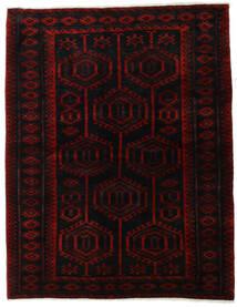Lori Alfombra 171X218 Oriental Hecha A Mano Rojo Oscuro/Roja (Lana, Persia/Irán)