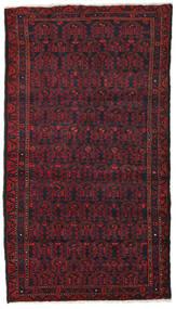 Hamadan Alfombra 106X190 Oriental Hecha A Mano Rojo Oscuro/Marrón Oscuro (Lana, Persia/Irán)