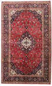 Keshan Alfombra 147X240 Oriental Hecha A Mano Marrón Oscuro/Rojo Oscuro (Lana, Persia/Irán)
