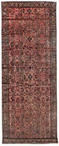 Lillian Alfombra 220X590 Oriental Hecha A Mano Rojo Oscuro/Gris Oscuro (Lana, Persia/Irán)