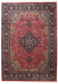 Keshan Indo Alfombra 246X346 Oriental Hecha A Mano (Lana, India)
