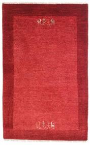 Loribaft Persia Alfombra 79X128 Moderna Hecha A Mano Roja/Óxido/Roja (Lana, Persia/Irán)