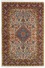 Sarough Alfombra 72X105 Oriental Hecha A Mano Marrón Oscuro/Marrón Claro (Lana, Persia/Irán)