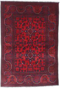 Afghan Khal Mohammadi Alfombra 101X148 Oriental Hecha A Mano Rojo Oscuro/Púrpura Oscuro (Lana, Afganistán)
