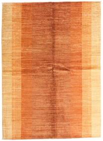 Battuta Alfombra 170X234 Moderna Hecha A Mano Naranja/Beige Oscuro (Lana, Afganistán)
