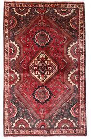Gashgai Alfombra 123X198 Oriental Hecha A Mano Rojo Oscuro/Marrón Oscuro (Lana, Persia/Irán)