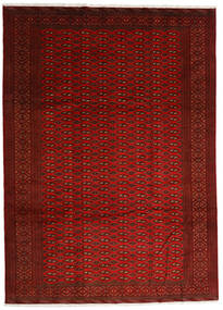 Turkaman Alfombra 248X340 Oriental Hecha A Mano Roja/Óxido/Roja (Lana, Persia/Irán)