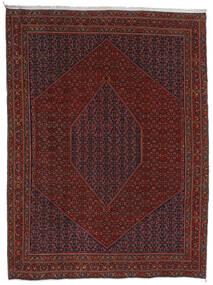 Bidjar Alfombra 304X404 Oriental Hecha A Mano Rojo Oscuro/Marrón Oscuro Grande (Lana, Persia/Irán)