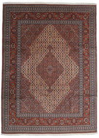 Ardabil Alfombra 265X364 Oriental Hecha A Mano Rojo Oscuro/Marrón Oscuro Grande (Lana, Persia/Irán)