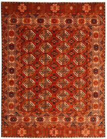Moderno Afghan Alfombra 237X313 Moderna Hecha A Mano Óxido/Roja/Marrón Oscuro (Lana, Afganistán)